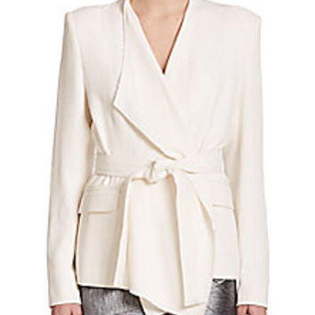 IRO - Cleland Tie-Waist Jacket - Saks Fifth Avenue Mobile
