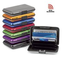 Magellan's Ridged Aluminum Wallet - Your Trusted Source for Travel Solutions And Gear