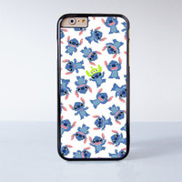 Stitch Collection  Plastic Case Cover for Apple iPhone 6 6 Plus 4 4s 5 5s 5c