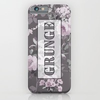 Grunge iPhone & iPod Case by KJ Designs