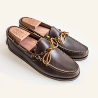 Oak Street Bootmakers | Brown Camp Moc - Footwear