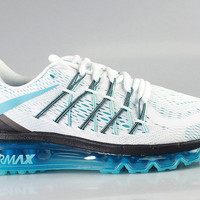Nike Women's Air Max 2015 White Clearwater