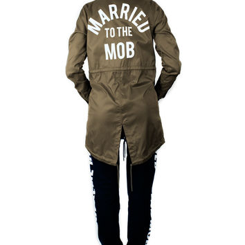 ARCH MOB PARKA – Married To The Mob