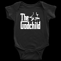 The Godchild Baby Onesuit
