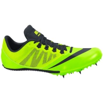Nike Women's Zoom Rival S 7 Track and Field Shoe - Volt/Black | DICK'S Sporting Goods