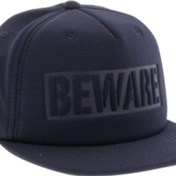 Grizzly Beware Adjustable Navy Hat