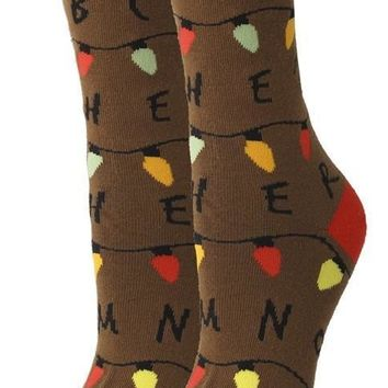 Stranger Women's Crew Socks