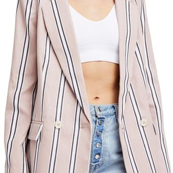 Free People Uptown Girl Blazer | Nordstrom