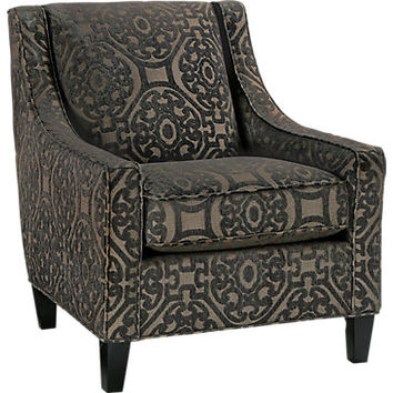Cindy Crawford Home Sidney Road Gray Accent Chair