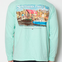Southern Fried Cotton - Boat Dock Long Sleeve