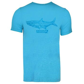Men's Tarpon Reelsoft Premium Fishing T-Shirt
