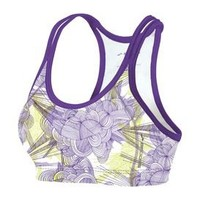 Great looking running bra: Brooks Glycerin Printed Bra Top II