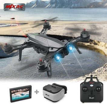 Racing Drone With Brushless Motor For Easy Control With Camera & 3D Flip Stunts