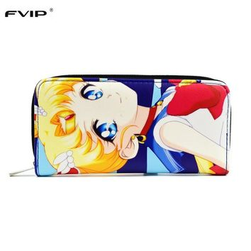 Super Mario party nes switch   Anime Wallet Cartoon Long Wallets Sailor Moon//Fairy Tail/My Little Pony/Deadpool/Tokyo Ghoul Purse AT_80_8