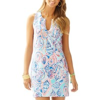 15f84cedd32 Estella High Collar Shift Dress - Lilly from Lilly Pulitzer