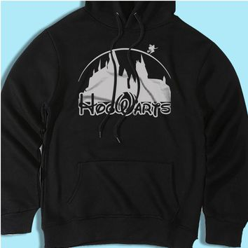Harry Potter Hogwart Disney Castel Men'S Hoodie