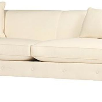 Custom Sinclair Tufted Sofa - Mid-century Modern Sofa - Modern Couch - Upholstered Sofa | HomeDecorators.com