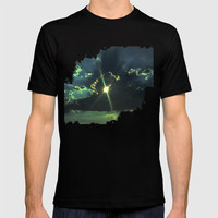 Through the Light T-shirt by ES Creative Designs