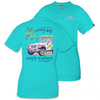 """Simply Southern """"Jeep"""" Short Sleeve Tee"""