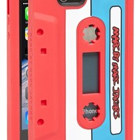 Women's MARC BY MARC JACOBS 'Mix Tape' iPhone 5 & 5s Case