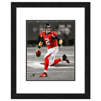 Atlanta Falcons Matt Ryan Framed 14'' x 11'' Player Photo (Clt Team)