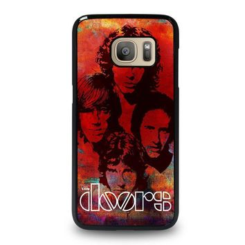 the doors samsung galaxy s7 case cover  number 1