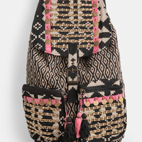 Shiva Aztec Backpack by Stela 9