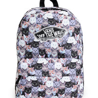 Vans x ASPCA Realm Cat Backpack