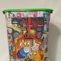 Adventure Time Trashcan