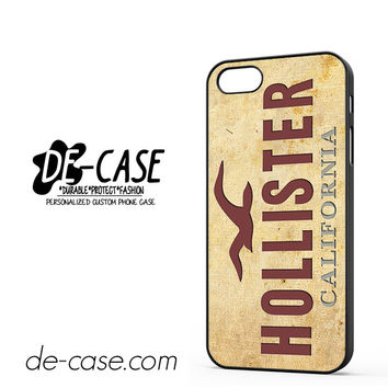 Hollister For Iphone 5 Iphone 5S Case Phone Case Gift Present YO