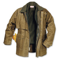 Tin Cloth Packer Coat