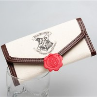 Harry Potter Hogwarts Letter Flap Wallet