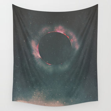 The Dark Sun Wall Tapestry by DuckyB