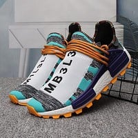 Adidas Human Race NMD Woman Men Fashion Sneakers Sport Shoes