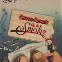Cheech and Chong Up in Smoke Movie Poster 24x34