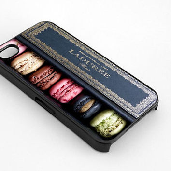 Laduree macaron for iphone 4/4s case, iphone 5/5s/5c case, samsung s3/s4 case cover
