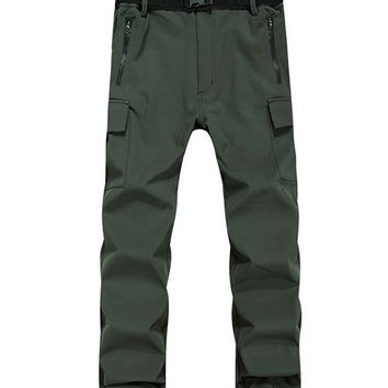 Outdoors Waterproof Soft Pants [6581752839]