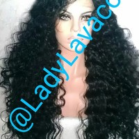Laura 20 Inch Full Closure Wig