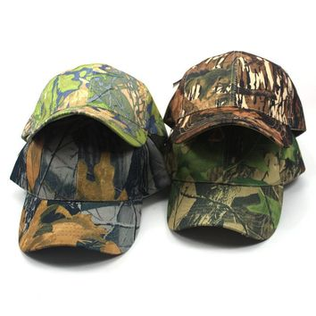 Mens Camo Cap Baseball Casquette Camouflage Hats For Men Green Camouflage Cap Women Blank Desert Camo Hat dad cap bones