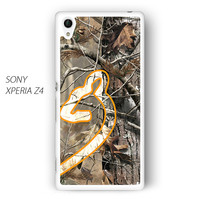 Love Browning Deer Camo Real Tree B for Sony Xperia Z1/Z2/Z3 phone case