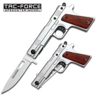 Tac Force TF-662 Assisted Opening Folding Knife 4.5-Inch Closed