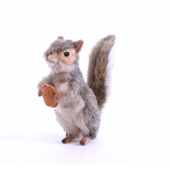 HANSA Squirrel, Gray Standing 8