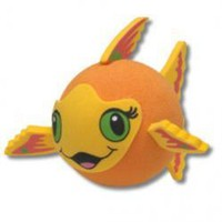 Gold Fish Antenna Topper