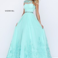 Sherri Hill 50186 Prom Dress