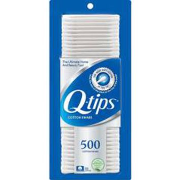 Q-Tips® Cotton Swabs - 500ct