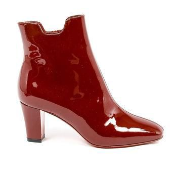 Dark Red 39 EUR - 9 US Christian Louboutin Womens Ankle Boot TIAGADABOOT 70