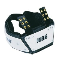 Douglas Football Rib Protector - Youth (Black)