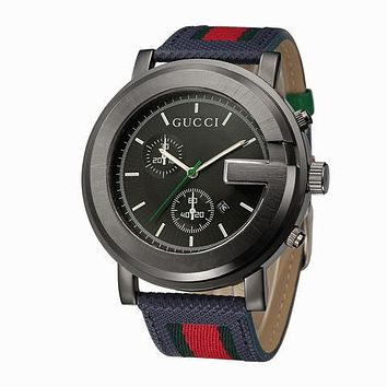 GUCCI men and women trendy fashion watch watch