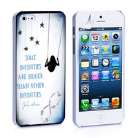 The Fault in Our Stars quotes iPhone 4, 4S, 5, 5C, 5S Samsung Galaxy S2, S3, S4 Case
