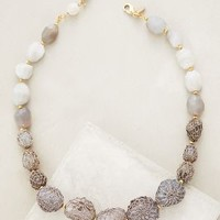 St. Erasmus Iolanta Lace Necklace